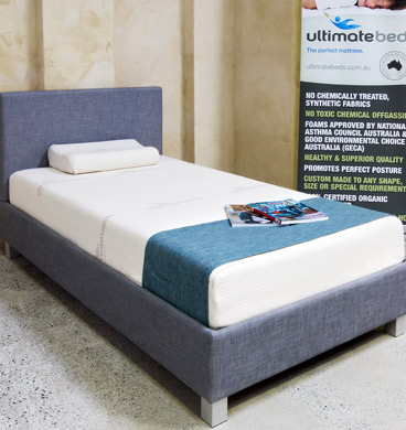 Ultimate Beds state of the art mattress design